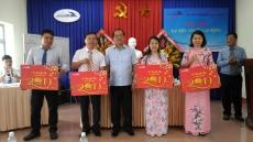 Công ty Cổ phần Vận tải Đường sắt Sài Gòn chăm lo đời sống Người lao động Tết Kỷ Hợi năm 2019
