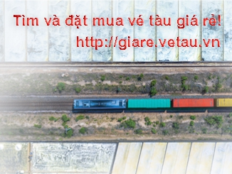 Triển khai bán vé tàu Giá rẻ, giảm giá trên Website mới