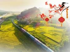 Kế hoạch chạy tàu và công tác phục vụ hành khách trong dịp Tết Canh Tý 2020