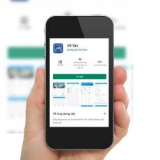 Đường sắt chính thức triển khai ứng dụng mua vé tàu và thanh toán trực tuyến trên điện thoại từ ngày 15/7/2020.