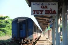 THÔNG BÁO: tạm dừng đón, trả khách tại ga Tuy Hòa từ 12h ngày 27/6