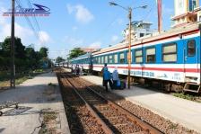 [Thông báo] Tạm dừng chạy tàu SE3/SE4; SE21/22; SNT1/2; SPT1/2 và tiếp tục dừng đón trả khách tại một số ga trên tuyến Đường sắt Bắc Nam