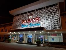 [Thông Báo]: tạm dừng đón, trả khách tại ga Hà Nội từ ngày 25/7 đến ngày 08/8/2021